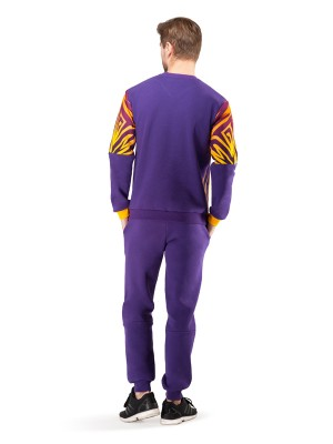 Mercury Sweatshirt (Purple)