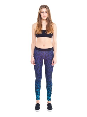 Horus Leggings (Blue)