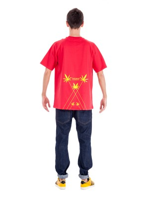 Hash House Roots  T-shirt (Red)