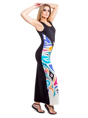 Mut Dress (Colorful)