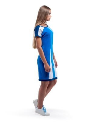 Lyra Dress (Blue)
