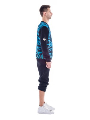 Bastet Sweatshirt (Blue)