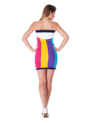 Telescopium Dress (Rainbow)