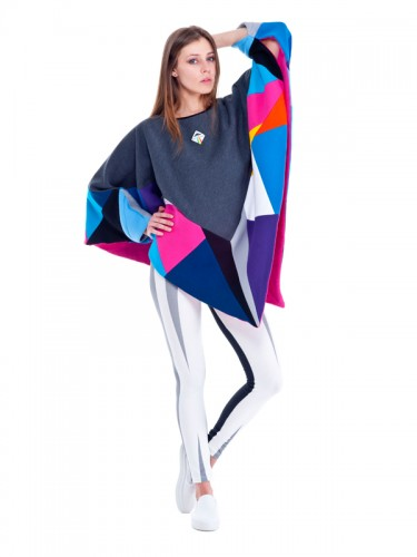 Constellation Poncho