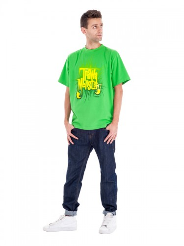 Trawa Monster T-shirt (Green)