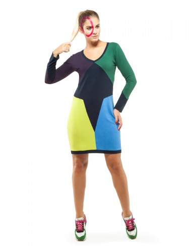 Larissa Dress (Green)