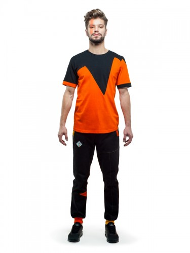 Orion T-shirt (Orange)