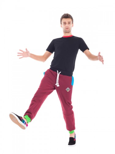 Serpens  Sweatpants  (Maroon)