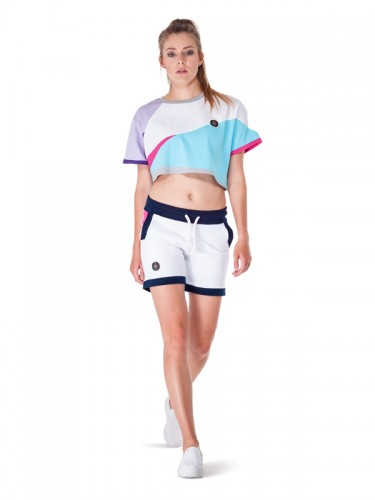 Serpens Shorts (White)