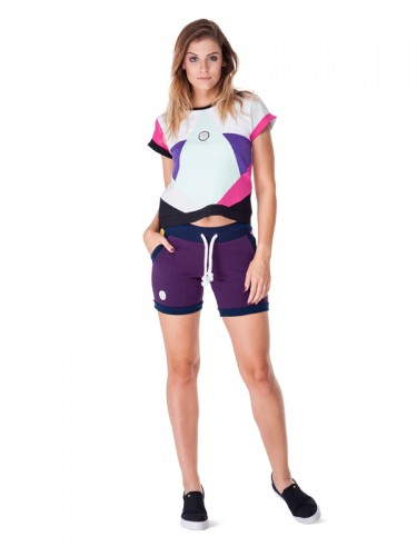 Serpens Shorts (Violet)