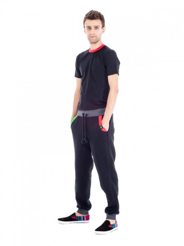 Hash House Sweatpants (Black)