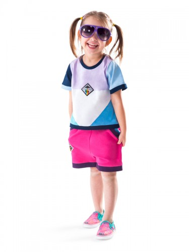 Serpens Shorts (Pink)