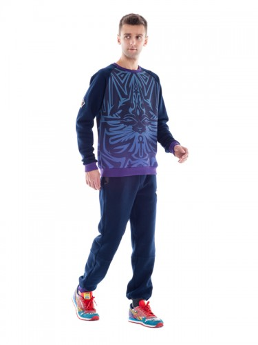 Bastet Sweatshirt (Purple)